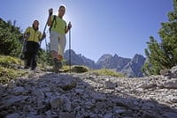 Wanderung Ra Stua - Fodara Vedla - Senes