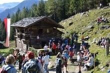 La tradizionale Festa delle malghe in Val Casies