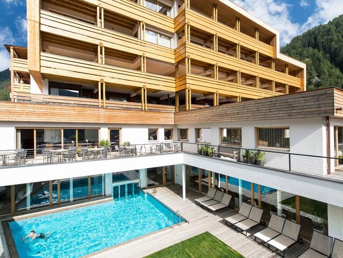 Vitalpina Hotel Valserhof