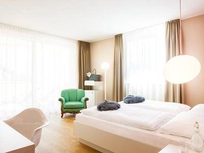 11 Vitalpina Hotels für Designverliebte