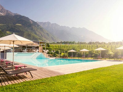 9 Vitalpina Hotels für den Frühling