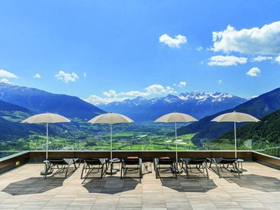 12 Vitalpina Hotels with a View
