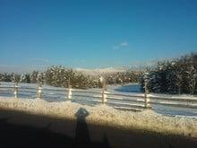 Inverno nelle Dolomiti