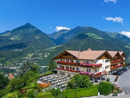 Hotels meran und umgebung vitalpina hotels s dtirol for Designhotel meran umgebung
