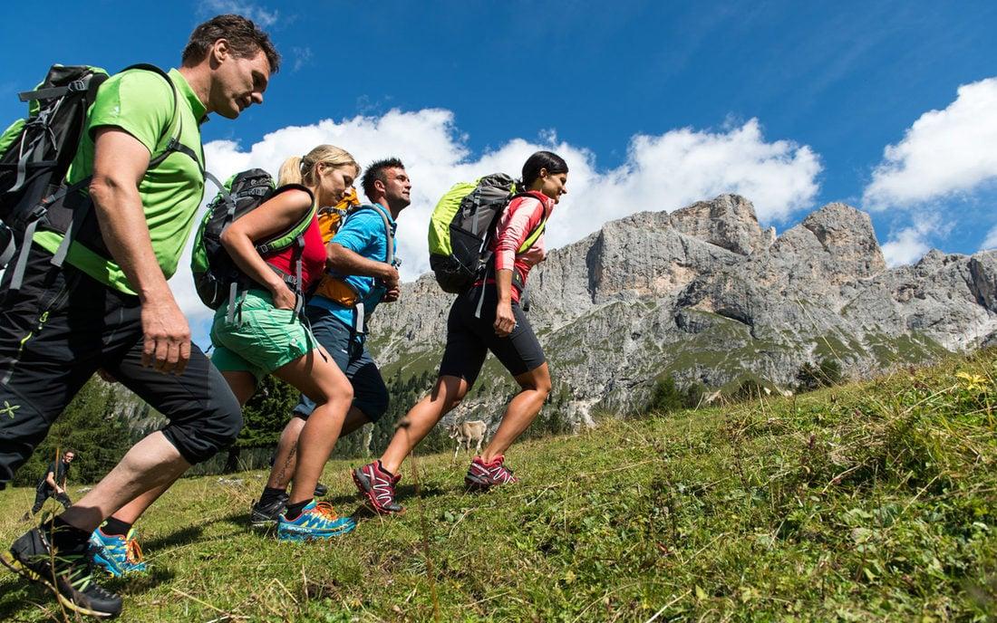 Wander - und Bergtouren