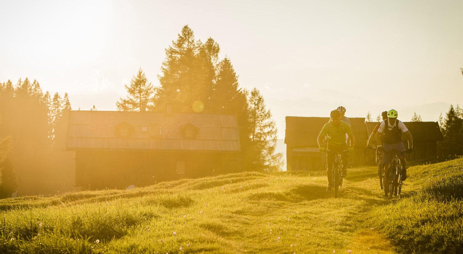 Biken - Trails oder Talradwege? Extrem oder sanft?
