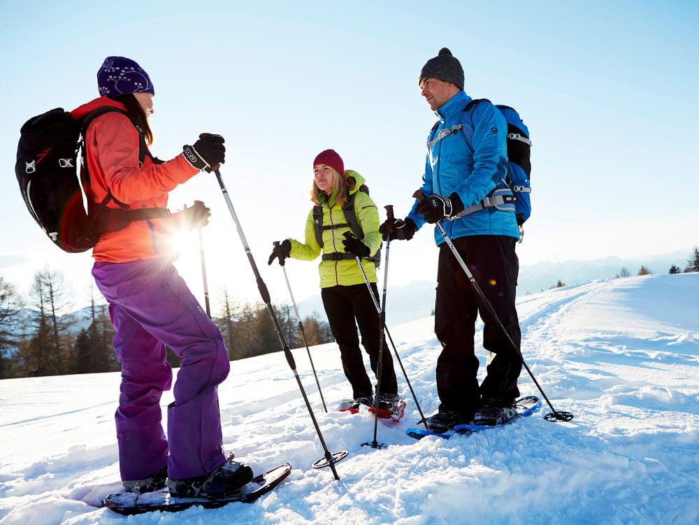 Gut gerüstet durch Südtirols Winter