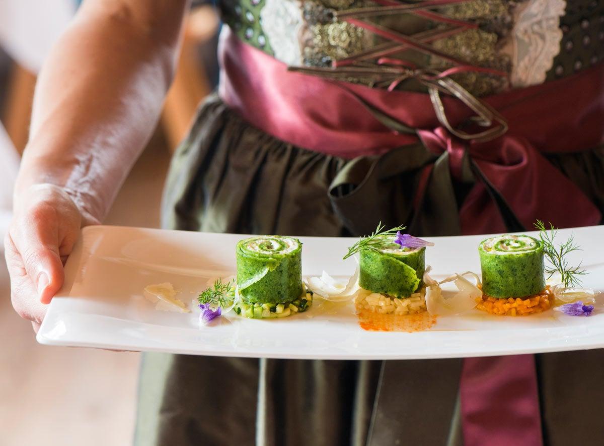 Vitalpina Dining - Beyond gourmet food: Healthy eating.