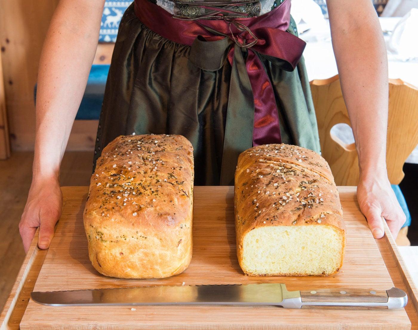 Il piacere del pane Vitalpina.