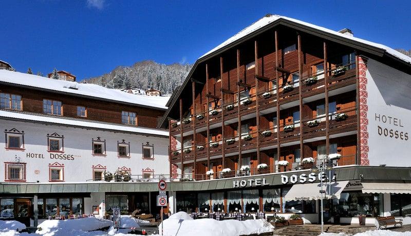 Vitalpina Hotel Dosses