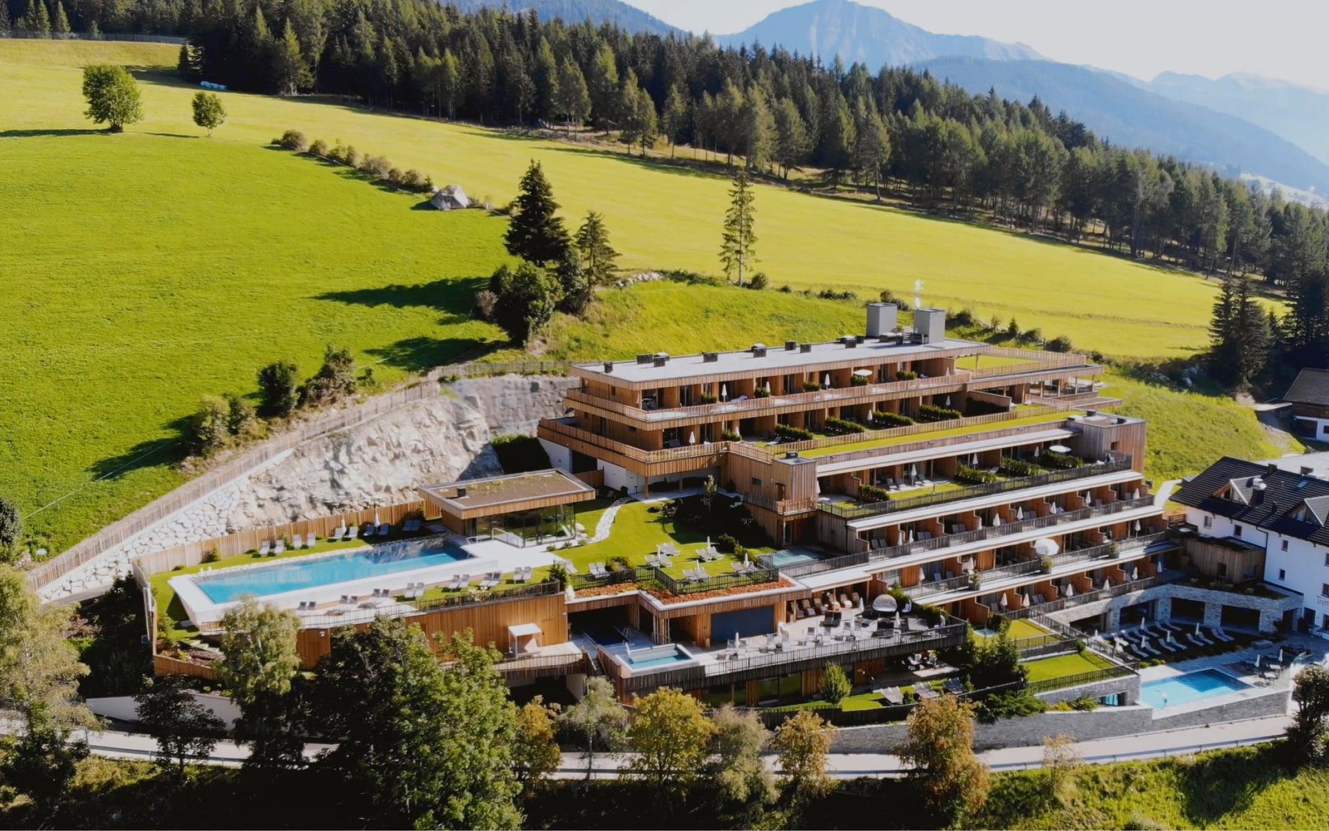 Vitalpina- & Bergidyllhotel Tratterhof