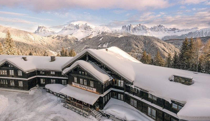 Hotel Rosalpina Dolomites