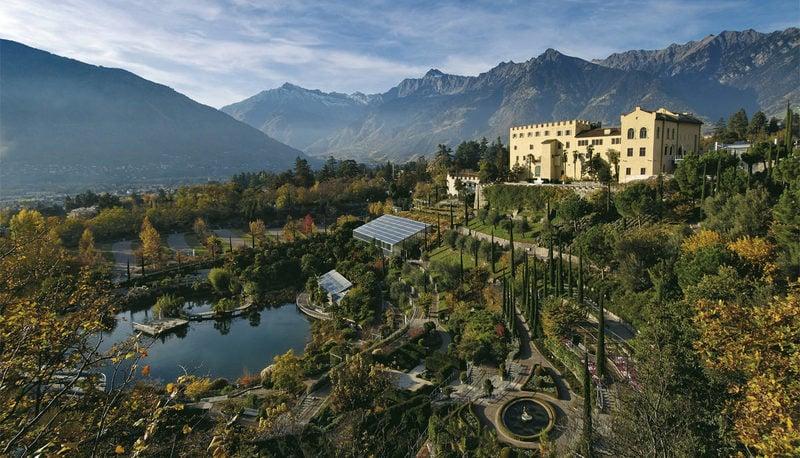 Meraner und Umgebung - Staunen zwischen Bergen und Palmen