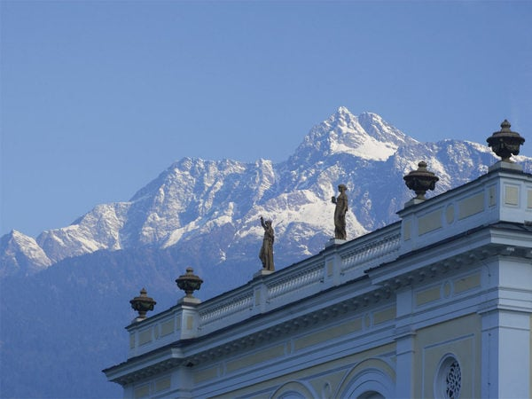 Merano & environs: Marvel between the mountains and the palm trees