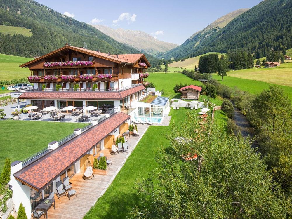 Wander Vital Hotel Magdalenahof