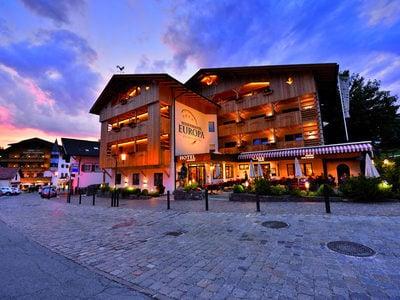 17 Vitalpina Hotels im Ortskern
