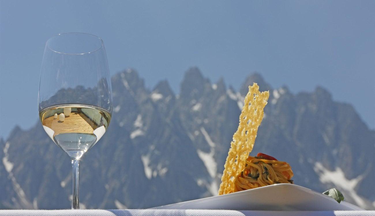 Flair alpino e mediterraneo
