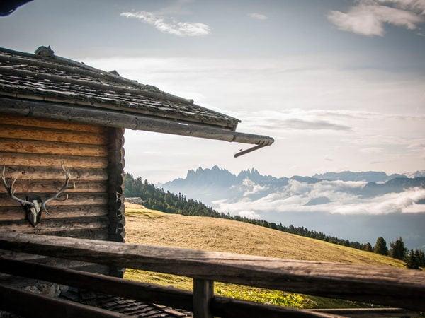 Eisacktal - Orte mit spektakulärer Kulisse