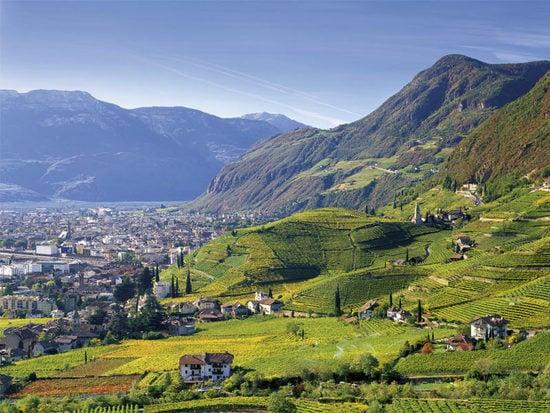 Südtirols Süden - Sonnenverwöhnte Glücksmomente