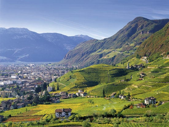 Bolzano & environs: Sun-drenched moments of happiness