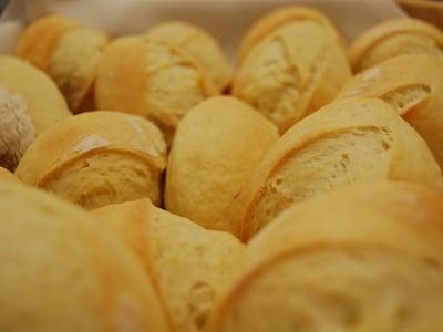Der Duft von frisch gebackenem Brot...