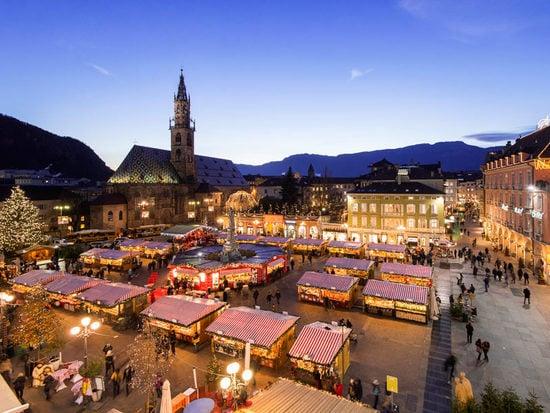 Zum Weihnachtsmarkt nach Südtirol