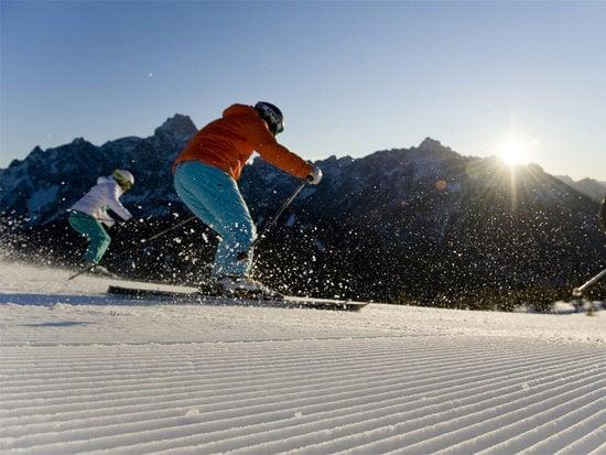 Vacanza sci & vacanze sulla neve