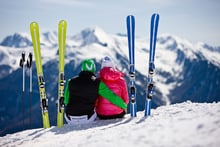 Unser Geheimtipp des Tages: Skitour zur Einachtspitze
