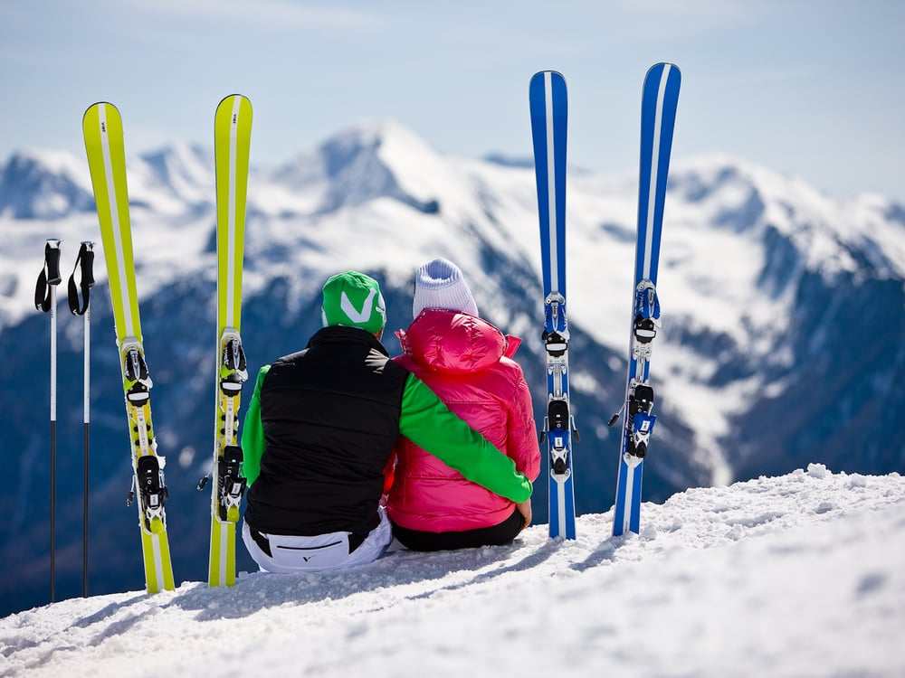 Sci alpinismo : Cima Einacht