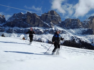 Mehr als nur Skifahren...