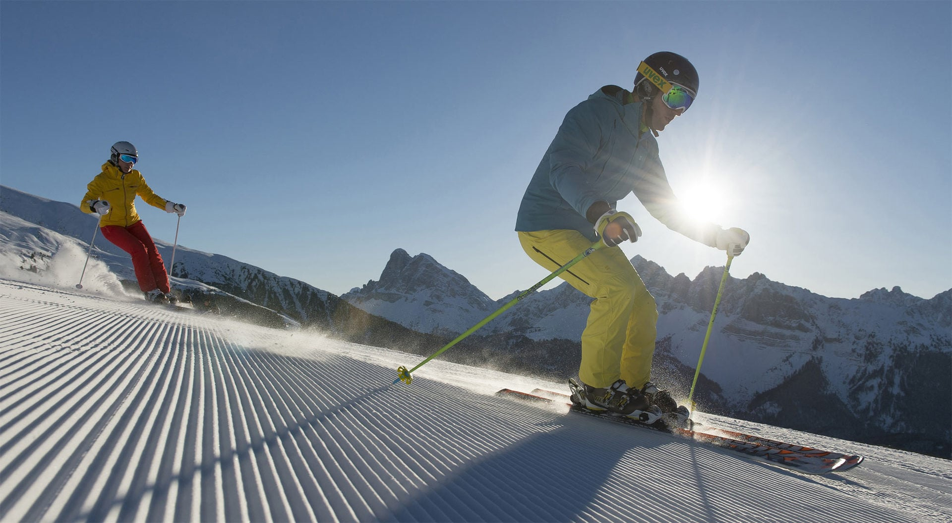 Ski & Snowboard - Skiurlaub Südtirol