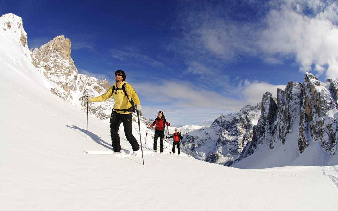 Tour di sci alpinismo Alto Adige