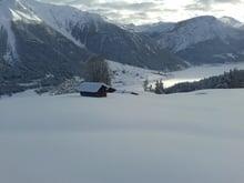 Schneeschuhwandern im Obervinschgau