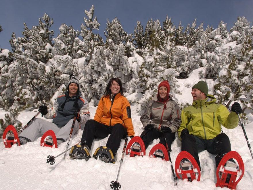 Verleih & Grundausrüstung Schnee