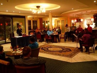 Herzlich Willkommen im Marica Hotel & Sport