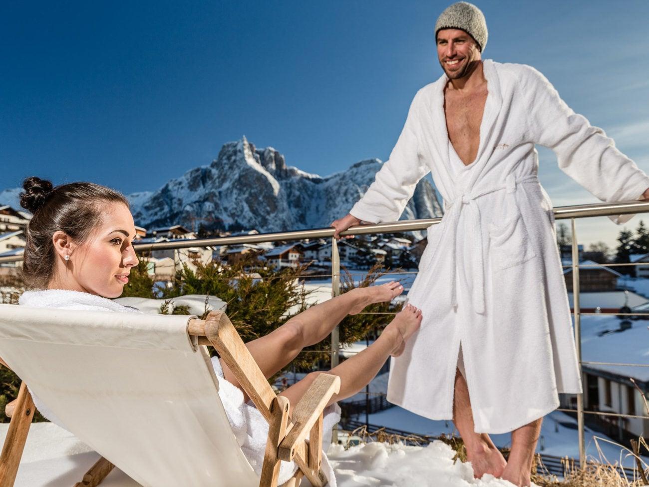 Spa Hotel Schgaguler ****