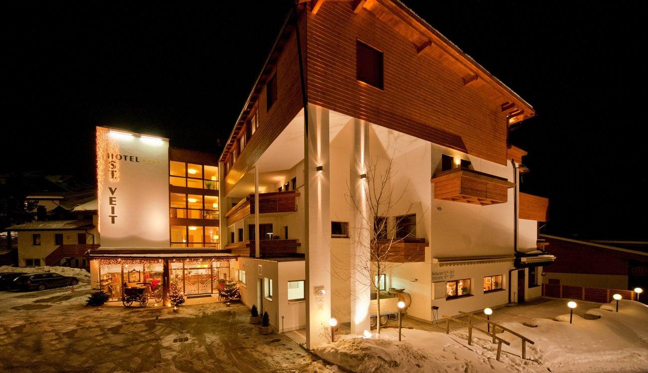 Alpenwellness Hotel St. Veit****
