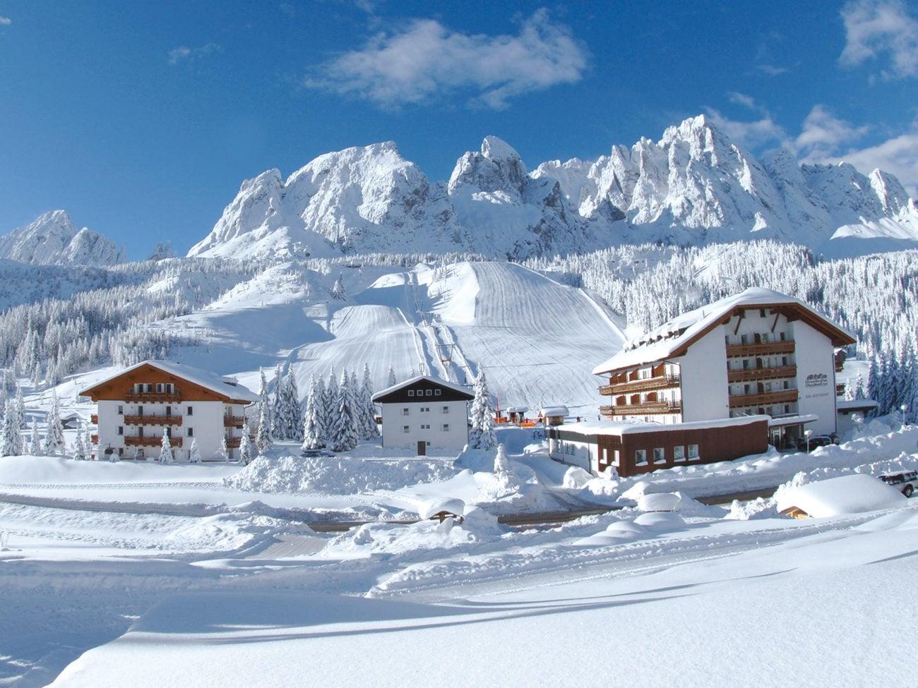 Hotel Passo Monte Croce****