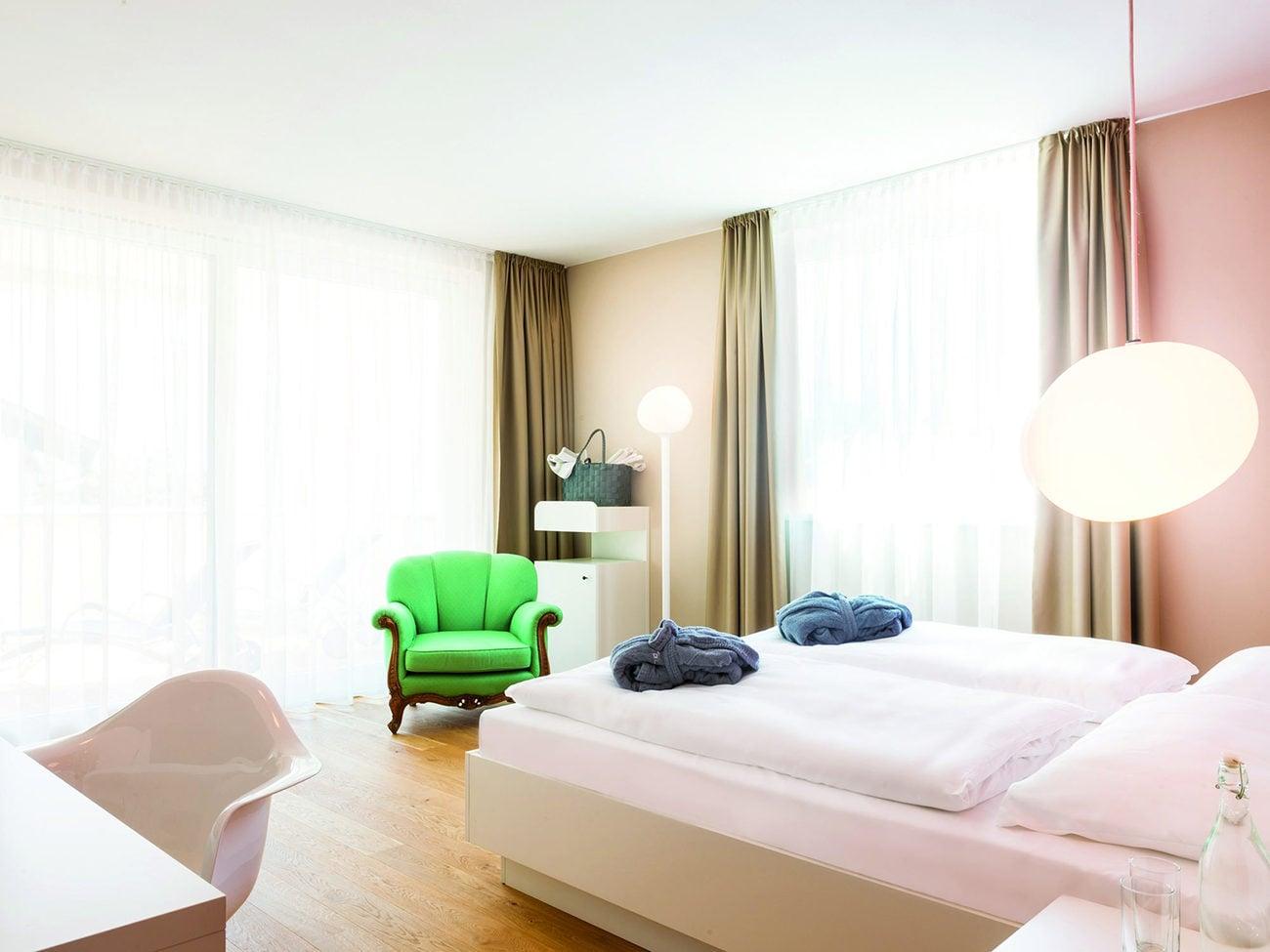 Design Hotel Tyrol****