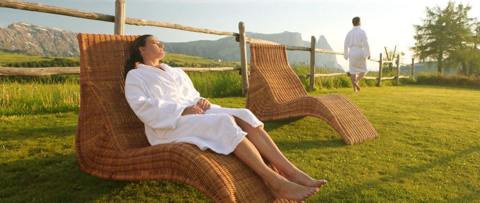 Bergeweise Wohlgefühl - das ist Ihr Wellnessurlaub in Südtirol