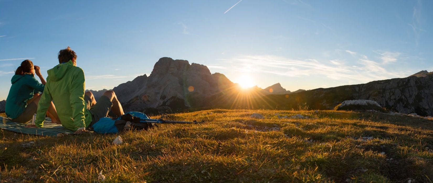Wir leben Berge - das ist Ihr Urlaub in Südtirol.