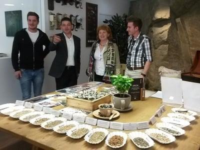 Unser Kaffeeliferant feiert 20jähriges Jubiläum