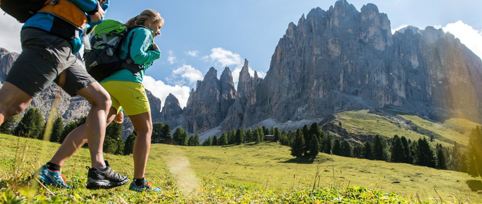 Zeit für Sommerfrische in Südtirol