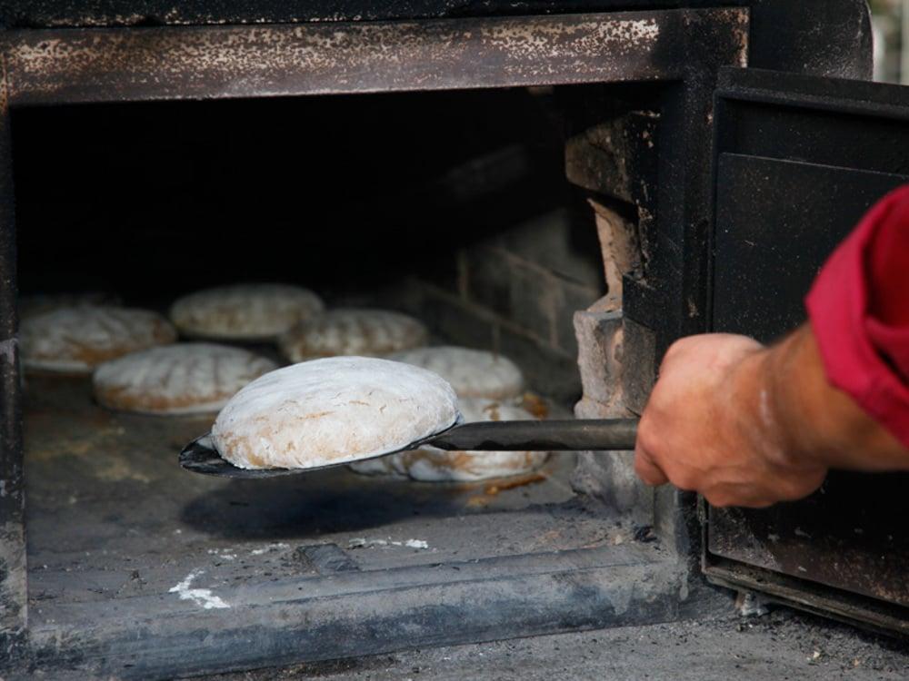 Brot Backen im Gassenhof