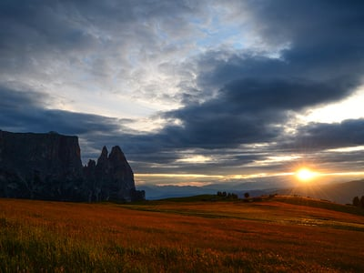 Dolomite Summer: looking for the perfect moment