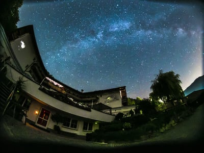 Sternenklare Nacht...