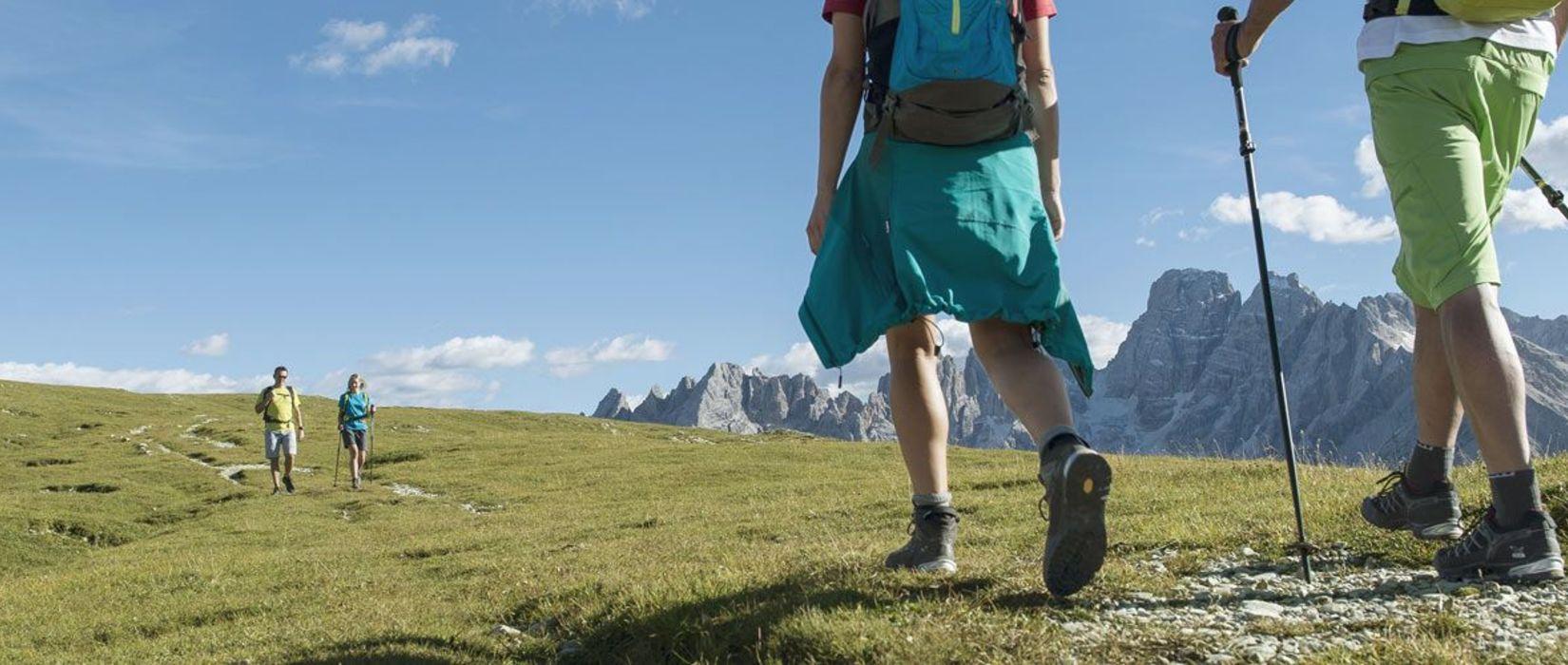 Erholsame Naturerlebnisse in Südtirols Bergen