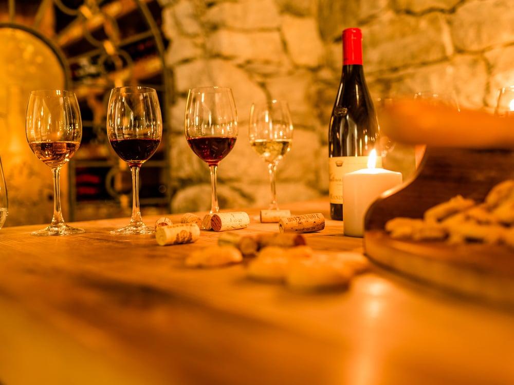 Weingenuss im Gerstl