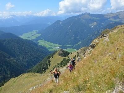 """Escursione guidata sul monte """"Hochstein"""" (2469m)"""