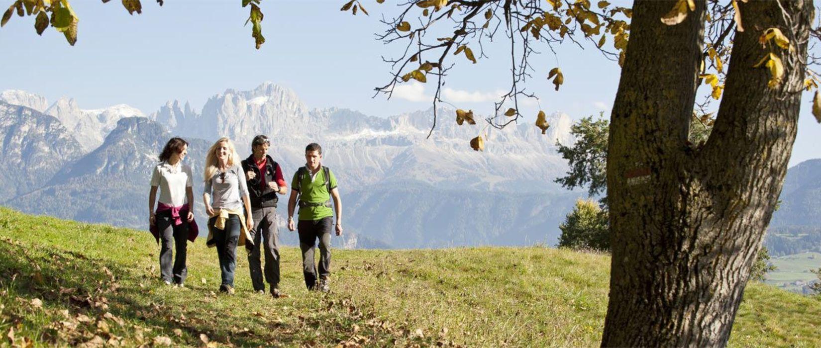 Den goldenen Herbst in Südtirol genießen!